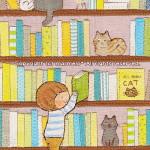 2016「ぼくんちの本棚」