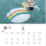 カレンダー提案(子供)