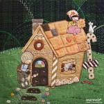 2013「お菓子の家」